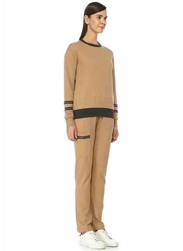 Eleventy Sweatshirt Camel